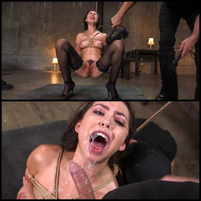 Training a Pain Slut: Busty Melissa Moore's First Submission | HD 720p | August 15, 2017